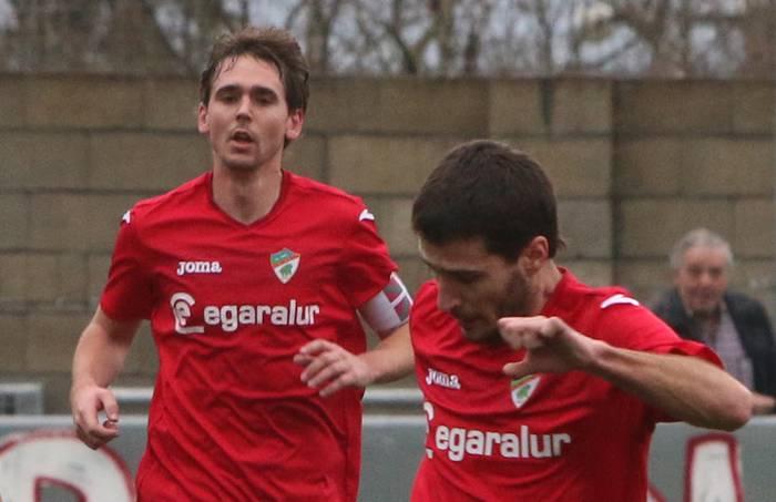 4-0 irabazi dio Aloña Mendik Martuteneri