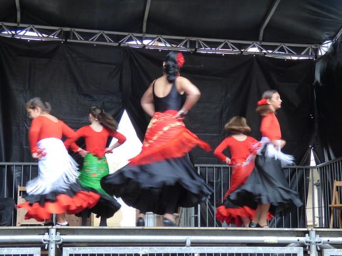 Ikusmina sortu du Maledantza taldeak flamenko erakustaldiarekin - 11