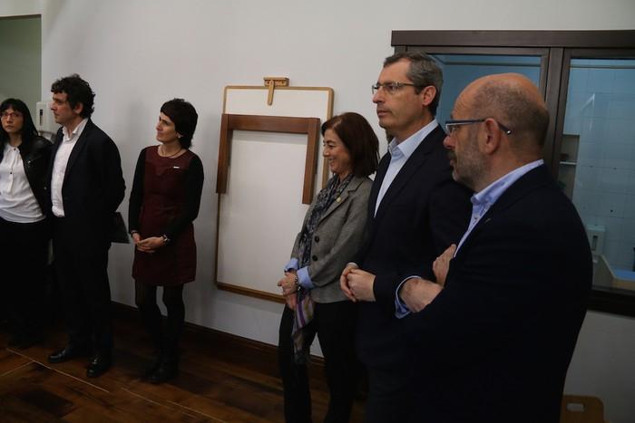 Arizmendik Jose Arana gunea inauguratu du - 15
