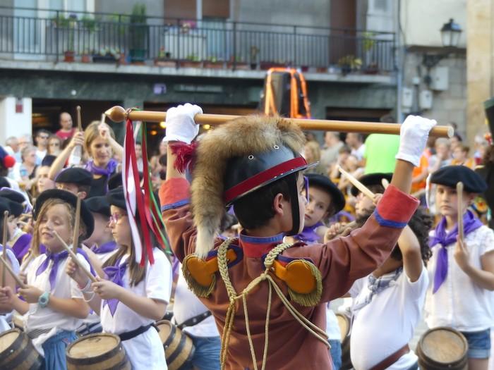 Txikitxoenek San Juan festetan murgildu dute herria - 47
