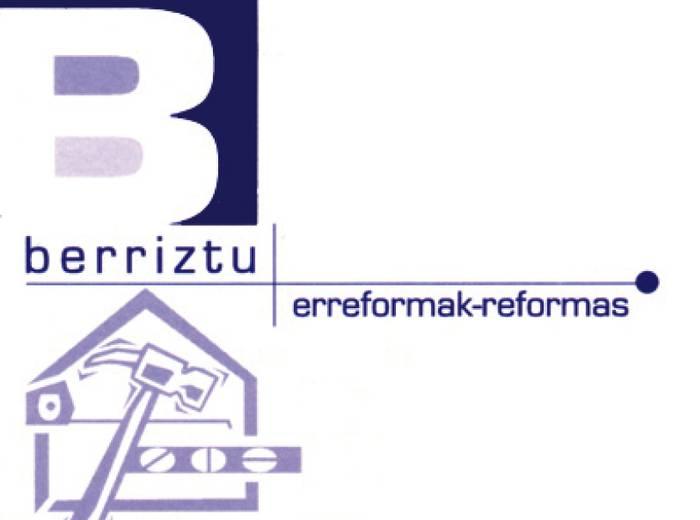 Berriztu erreformak logotipoa