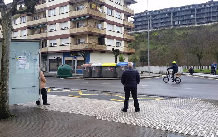 'Euskadi Lagunkoia Sustraietatik' taldeko kideak pozik agertu dira Udal ordezkarien erantzunarekin