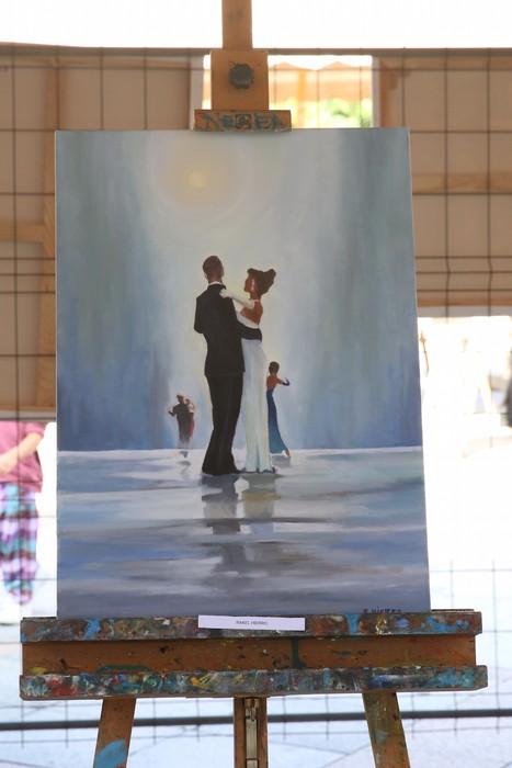 Kulturateko pintura ikastaroaren ikasleen lanak ikusgai - 9