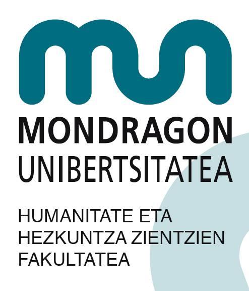 Humanitate eta Hezkuntza Zientzien Fak. (HUHEZI) logotipoa