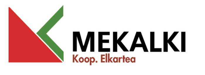 Mekalki, Koop. Elk. lantegia logotipoa