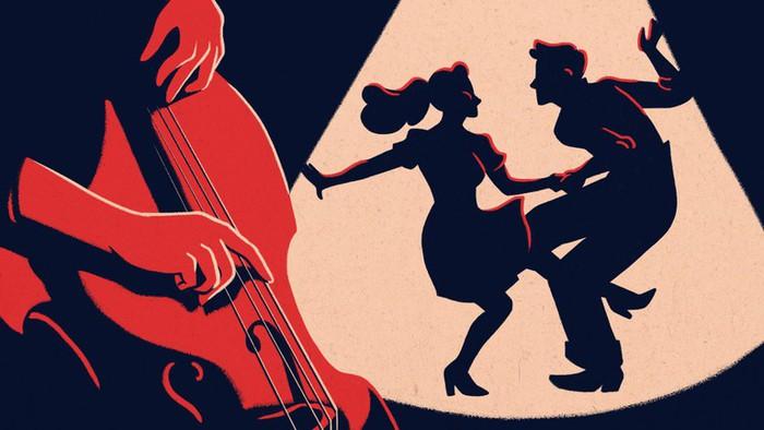'Jazz-en hastapenak' hitzaldia