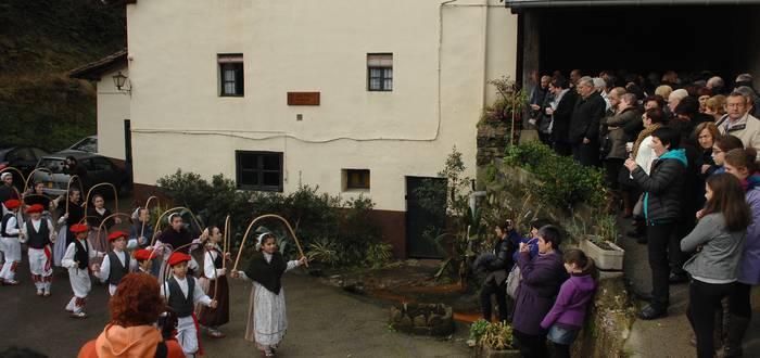 San Balerixo jaiak ospatuko dituzte asteburuan Arrasateko Meatzerreka auzoan