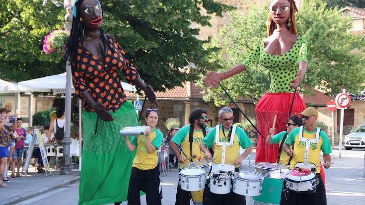 Afro Sound System taldearen emanaldia