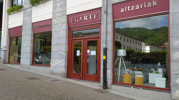 Ugarte Aroztegia