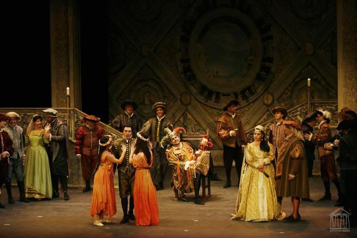 'Rigoletto' opera antzeztuko dute otsailaren 24an Amaia antzokian