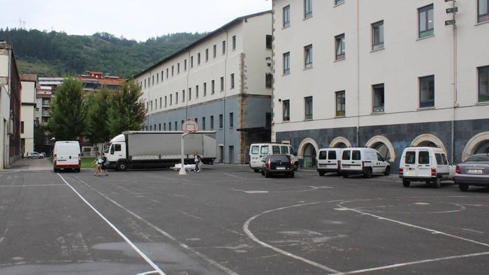 Apirilaren 1ean hasiko dira seminarioko parkingerako lanak
