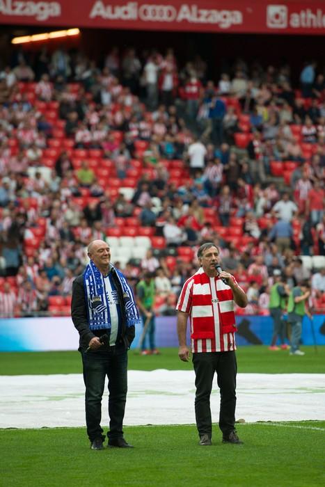 Athletic-Reala derbiko argazkiak - 6