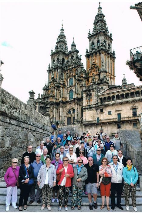 Uribarriko erretiratuak ederto ibili dira Asturias eta Galizia aldean