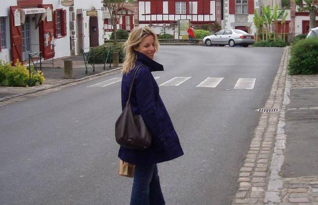 """Amaia Egoskozabal (Bruselako Europako Parlamentuan lan egiten duen oñatiarra): """"Zerbait gertatzeko arriskua zegoela sumatzen zen hemen"""""""