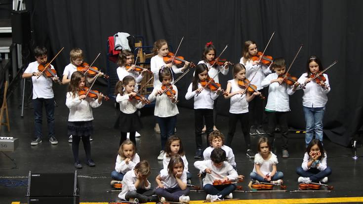 Bergarako Musika Eskolaren 28. Udaberriko jaia