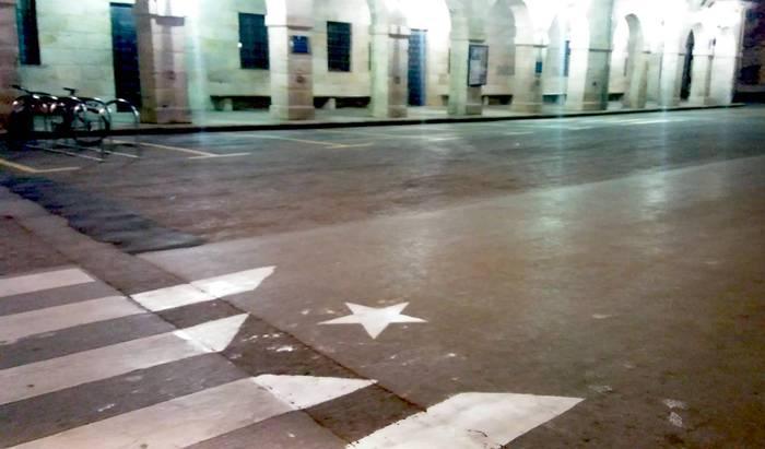 """Bergarako Sortu: """"Katalunian gertatzen denak erabat baldintzatuko du Euskal Herriko prozesua"""""""