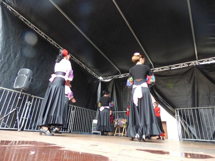 Ikusmina sortu du Maledantza taldeak flamenko erakustaldiarekin - 29