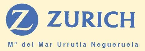 Zurich aseguruak logotipoa
