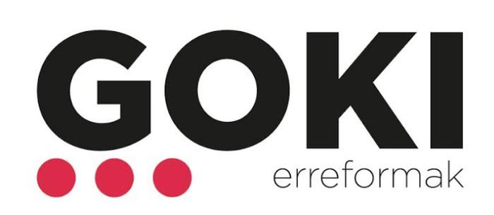 Goki Erreformak S.L. logotipoa