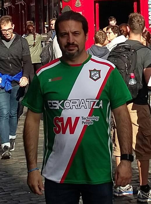 """Fernando Raso: """"Beste lan kultura bat ezarri nahi dugu"""""""