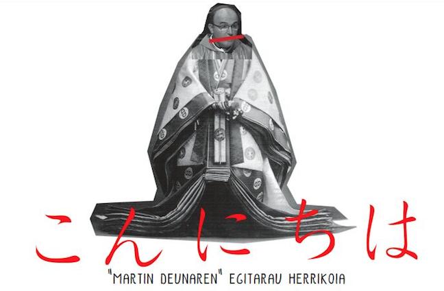 'Martin Deunaren' egitarau herrikoia