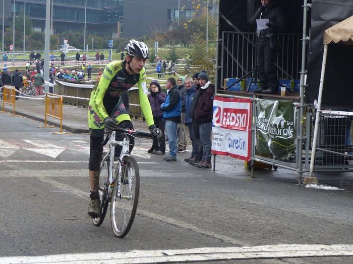 Ruiz de Larrinaga eta Lekuona garaile Arrasateko ziklo-krosean - 57