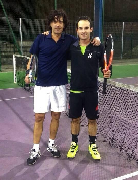 """Asier Errasti: """"Tenis sailean emakume federatu gehiago izatea da gure erronka"""""""
