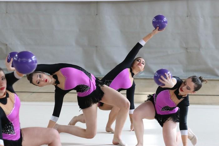 Maila bikaina gimnasia erritmikoko txapelketan - 40