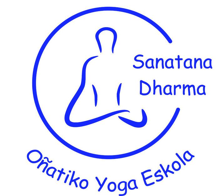 Oñatiko Yoga Eskola logotipoa