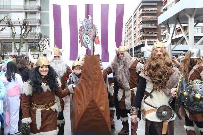 Aratusteetako desfilea Arrasaten - 56