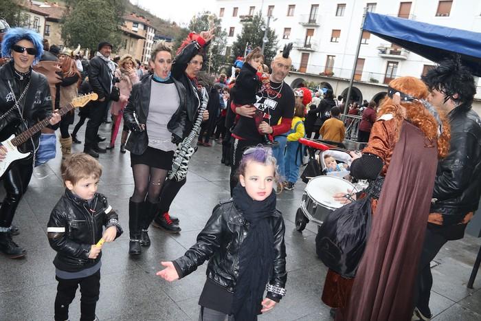 Inauterietako desfilea Aretxabaletan - 114