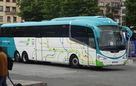 Torrebasoko autobus geltokiak martxan