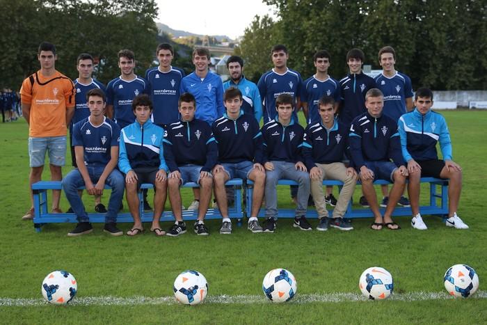 BKEko futbol saileko taldeak - 17