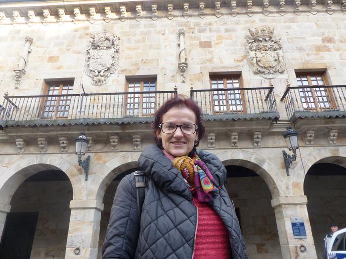 """Isabel Salud: """"Era apalagoan landu behar dira alderdiko barne arazoak"""""""