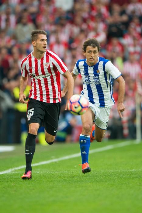 Athletic-Reala derbiko argazkiak - 30
