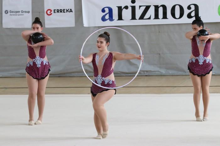 Maila bikaina gimnasia erritmikoko txapelketan - 71