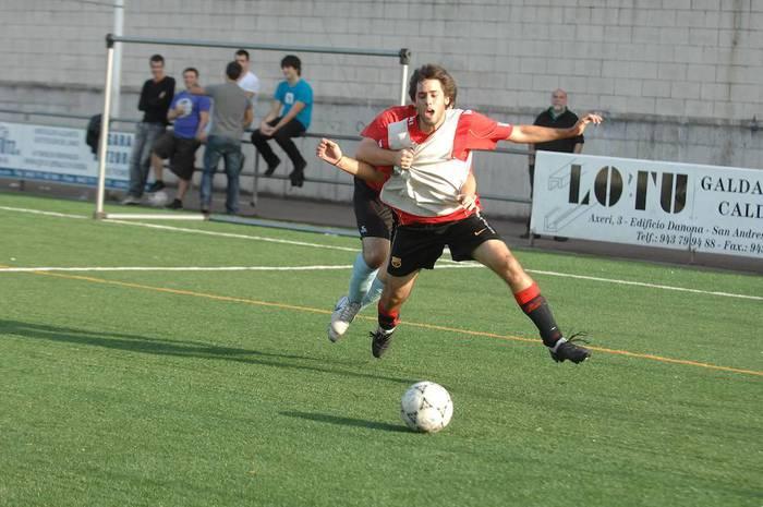Eguena, hilak 13, da Debagoieneko Kuadrilen Arteko Futbol Txapelketan izena emateko azken eguna