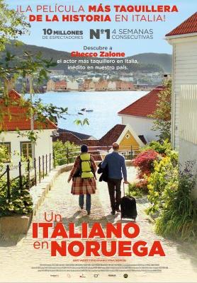 'Un italiano en Noruega' filma