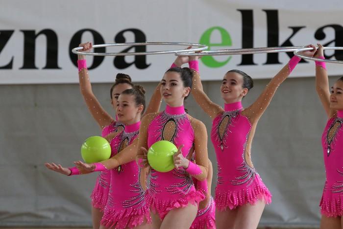 Maila bikaina gimnasia erritmikoko txapelketan - 18
