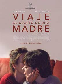 'Viaje al cuarto de una madre' filma