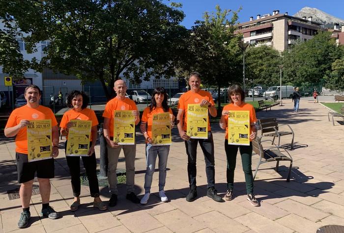 Bueltan dator Mundukideren kooperatiben arteko lasterketa solidarioa