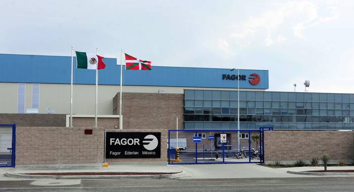 Fagor Ederlan Taldeak bi lantegi inauguratu ditu Mexikon