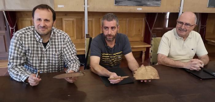 """Bergarako baserrien jatorriaren gaineko """"ikerketa arrakastatsuaren"""" berri emango dute"""