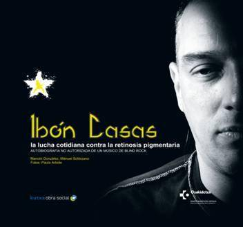 Ibon Casasen saioa domekan gaztelekuan, 18:30ean
