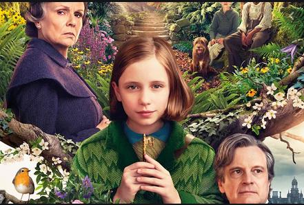 'El jardín secreto' filma, gaztetxoendako