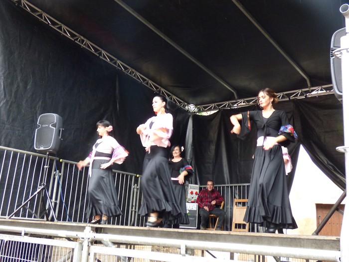 Ikusmina sortu du Maledantza taldeak flamenko erakustaldiarekin - 19