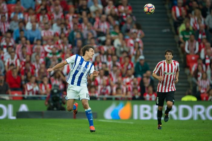 Athletic-Reala derbiko argazkiak - 29