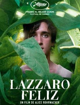 'Lazzaro felicce' filma, zineklubean