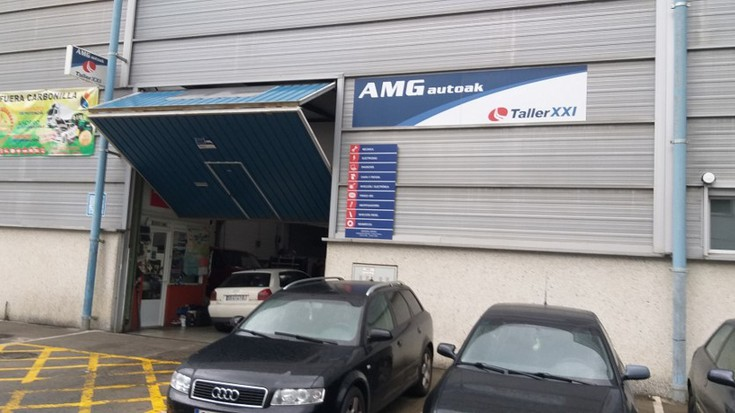 AMG autoak