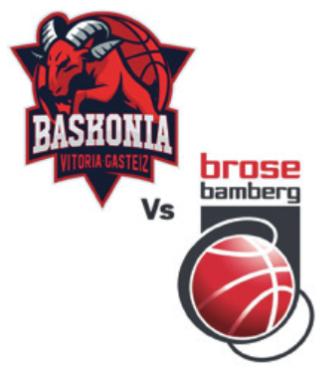 Baskonia-Brose Bamberg